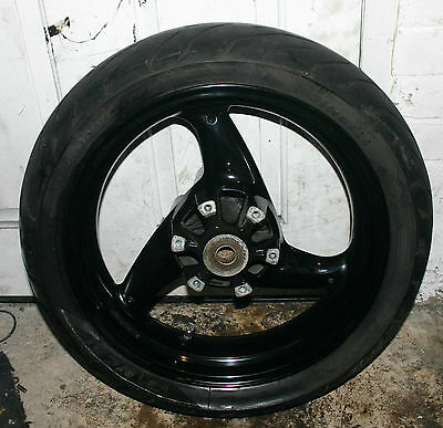 Ducati Monster 620 695  800 Rear Wheel With Pirelli Tyre
