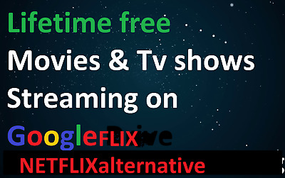 Lifetime Movie Tv streaming for your google Account+Premium Quality+Highspeed