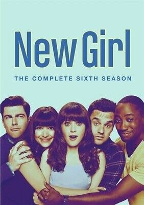NEW GIRL TV SERIES COMPLETE SIXTH SEASON 6 New Sealed DVD
