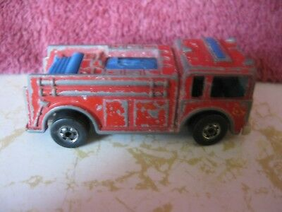 1976 Hot Wheels Fire Eater Made In Hong Kong