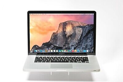 Apple MacBook Pro 15 ULTRA Quad Core i7 - Up to 1TB SSD & 16GB RAM ~ Warranty