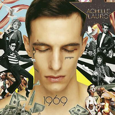 Audio Cd Achille Lauro - 1969
