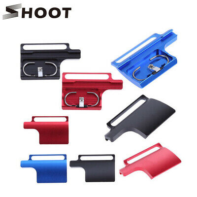 SHOOT Aluminum Alloy Replacement Top Latch Lock Buckle Clip for GoPro Hero 4 3+
