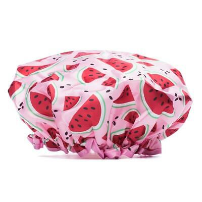 Danielle Creations Watermelon Shower Cap Reusable Waterproof Bath Pamper Gift