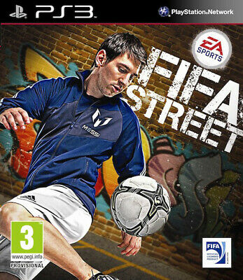 FIFA Street PS3 *castellano*
