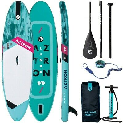 SUP Board Aztron LUNAR All Around 9,9,  297x81x15 , 270 L Stand Up Paddle AKTION