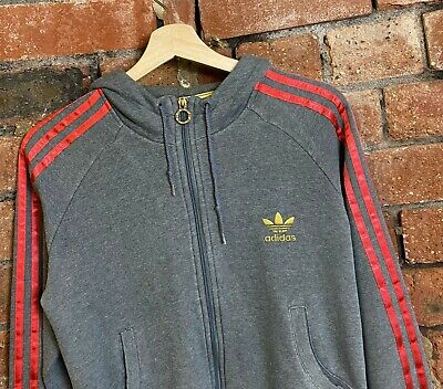 Adidas Girls Hooded Track jacket 16 years Original  : LS240