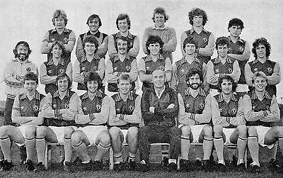 Aston Villa Football Team Photo>1979-80 Season