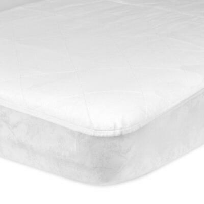 Gerber Quilted Cotton Fitted Crib Pad