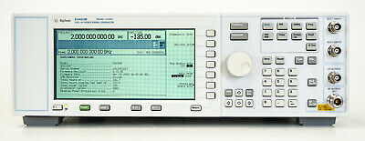 Agilent HP Keysight E4424B ESG-AP RF Generatore 250kHz 2 GHz  AM-FM 100% working