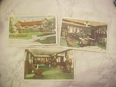 Postum Cereal Co. Ltd Postcards Private Office, Lobby and Office Building 3 Card