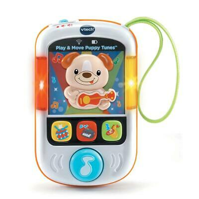 Play & Move Puppy Tunes - French Edition