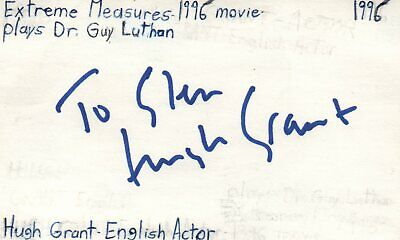 Cards & Papers Micheal York Actor 1977 Side By Side Tv Movie Autographed Signed Index Card