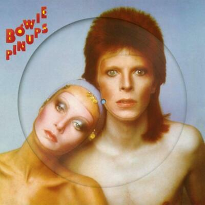 Pin Ups (Rsd 2019) [lp_record - Picture-Disc] David Bowie