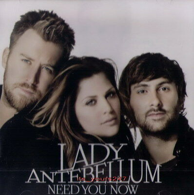 Lady Antebellum: Need You Now [2010] | CD NEU