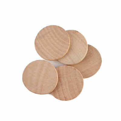 Factory Direct Craft Bulk Unfinished Wood Discs | Package of 5000 Pieces