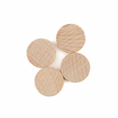 Factory Direct Craft Bulk Unfinished Wood Disc | Package of 5000 Pieces