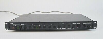 Extron MPS-112 Media Presentation Switcher 350 MHz RGB S-Video Composite VGA