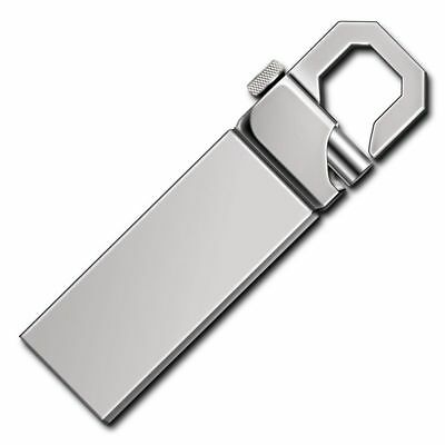 2TB 256GB Metal USB 2.0 Flash Drive Memory Stick Pen Thumb U Disk Buttom