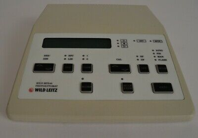 Wild Leitz MPS 46 Photoautomat Microscope Controller MPS46