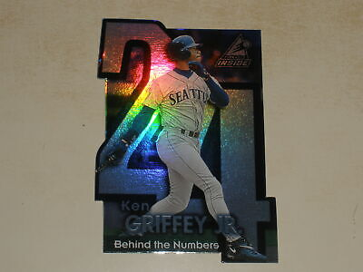 15277d6583 1998 PINNACLE KEN Griffey Jr. All Star Artist Proof #ap5 86/100 ...