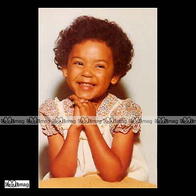 #178 MEL B MELANIE BROWN Enfant SPICE GIRLS - Photo officielle 90's