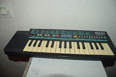 Clavier Electronique Synthetiseur Yamaha Porta Sound Pss-50  Piano Vintage