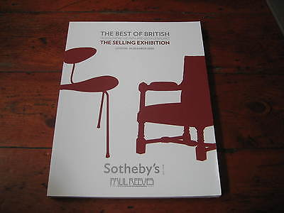 Sotheby's Catalogue Best British Paul Reeves Selling Expo Godwin Benson ++
