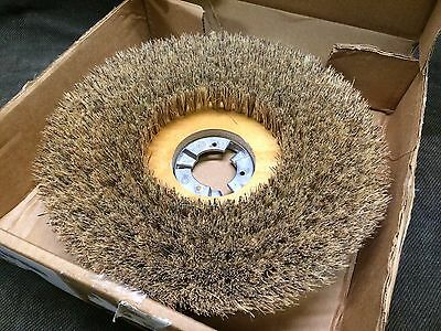 """NEW Alto Scrubber Brush 11"""" Replacement #52343A"""