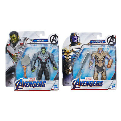 Marvel Avengers Endgame Deluxe 6-Inch Action Figure - CHOICE OF CHARACTER