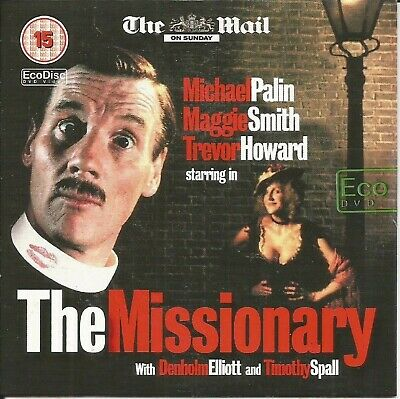 The Missionary - Michael Palin -  Mail On Sunday Promo Dvd