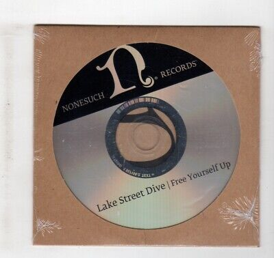 (IT687) Lake Street Dive, Free Yourself Up - sealed DJ CD