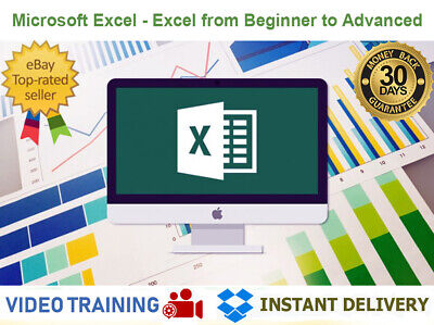 Microsoft Excel 4 in 1 Professional Video Course | 194 lectures | 16 hours video