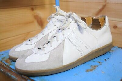 VINTAGE GERMAN ARMY Trainers, Deadstock, Very Maison
