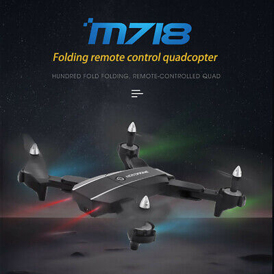 2.4G 4CH Altitude Hold With 1080P HD Camera WIFI FPV RC Quadcopter Drone Fold US