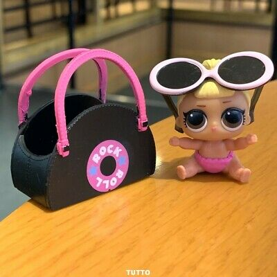 With bag LOL Surprise LiL Sisters L.O.L. LIL SIS SWING DANCE CLUB SERIES 2 doll