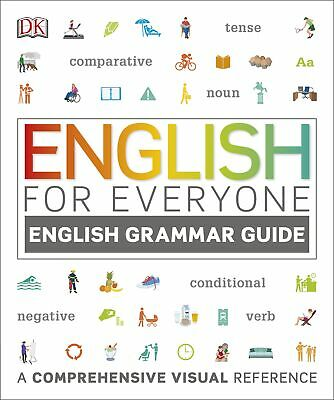 English for Everyone English Grammar Guide, DK,