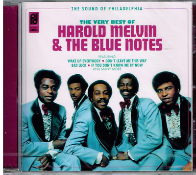 The Very Best Of Harold Melvin & The Blue Notes CD NEW & SEALED 17 Superb Tracks