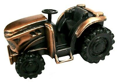 Farm Tractor Die Cast Metal Collectible Pencil Sharpener