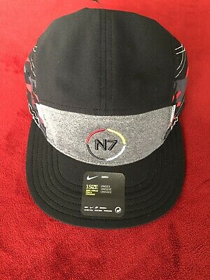 b37120574a2 Nike N7 AW84 5 Panel Native American Heritage Hat Adult Unisex Running Cap  🧢