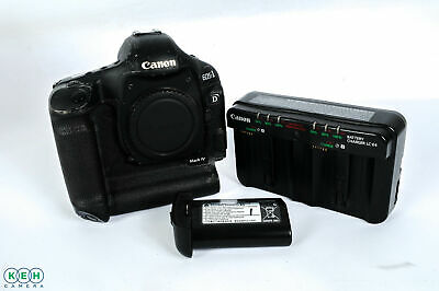 Canon EOS 1D Mark IV Digital SLR Camera Body {16.1 M/P}