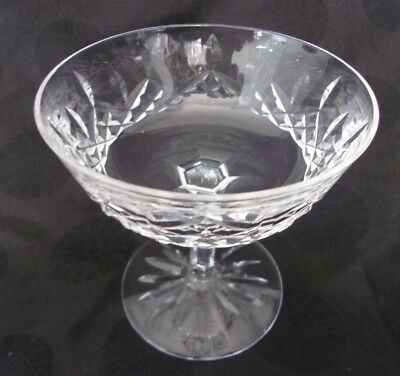 Waterford Crystal, Lismore CHAMPAGNE, SHERBET DISH (4 Available)