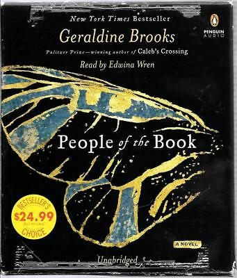 People Of The Book By Geraldine Brooks Audio Book