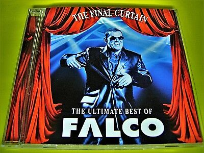 FALCO - THE ULTIMATE BEST OF > THE FINAL CURTAIN | CD Shop 111austria