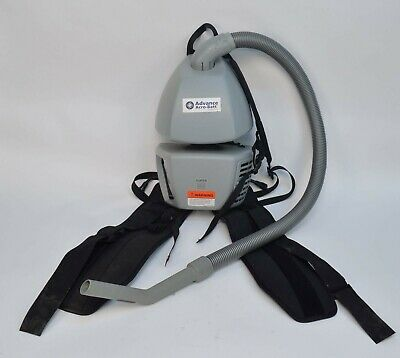 Nilfisk Advance Acro-Batt Battery Powered Backpack Vacuum *Parts or Repair* 1