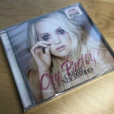 Carrie Underwood Cry Pretty 13-Track CD Capitol Album Quantity Discount Availabl