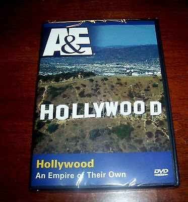 HOLLYWOOD EMPIRE Director Movie Movies Film Production Films History A&E DVD NEW
