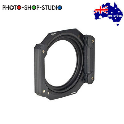 AU STOCK * Benro Pro Filter Holder FH100 with 82mm Ring