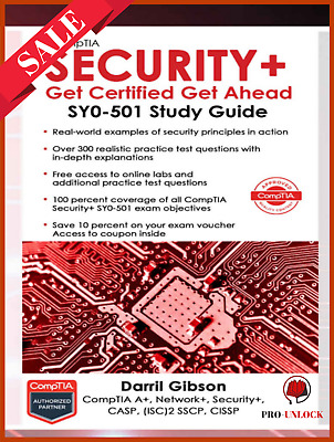 CompTIA Security+ Get Certified Get Ahead: SY0-501 Study Guide, 2017 (PDF)