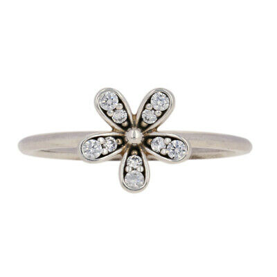 d809682e2 NEW Authentic Pandora Dazzling Daisy Ring - Sterling Clear 52 (US 6)  190932CZ